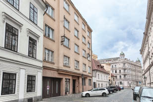 Try this accommodation in Prague.