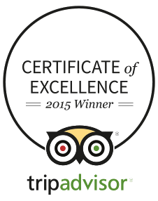 Residence Brehova Certificate of Excellence