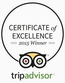 Residence Karolina Certificate of Excellence