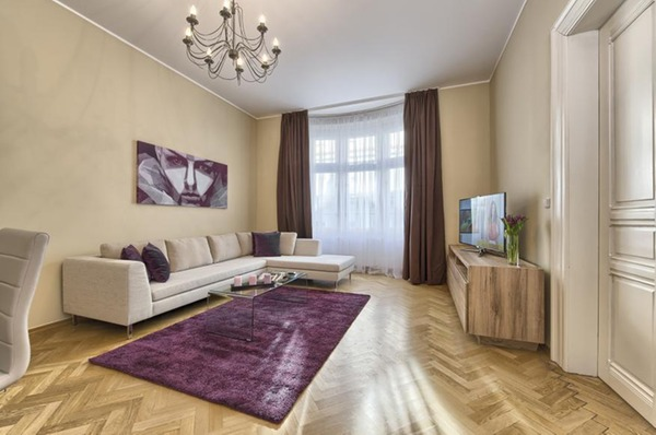 Apartments Maiselova 5 - Spacious three bedroom apartment in Jewish Quarter